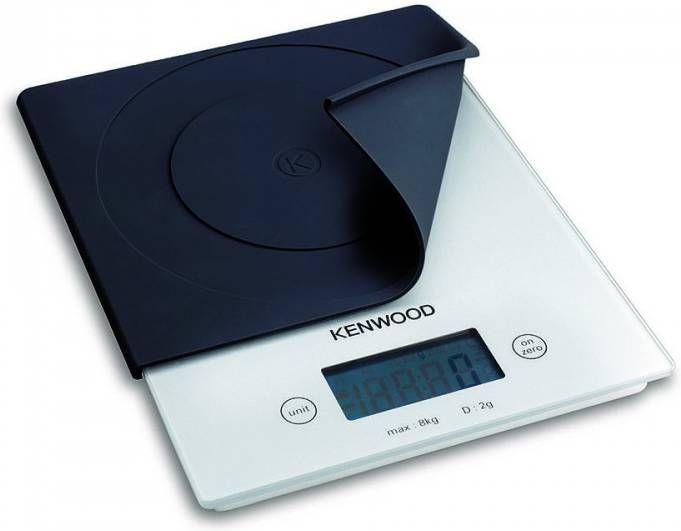 Blokker Weegschaal Keuken : Kenwood digitale keukenweegschaal at b receptenvandaag webshop