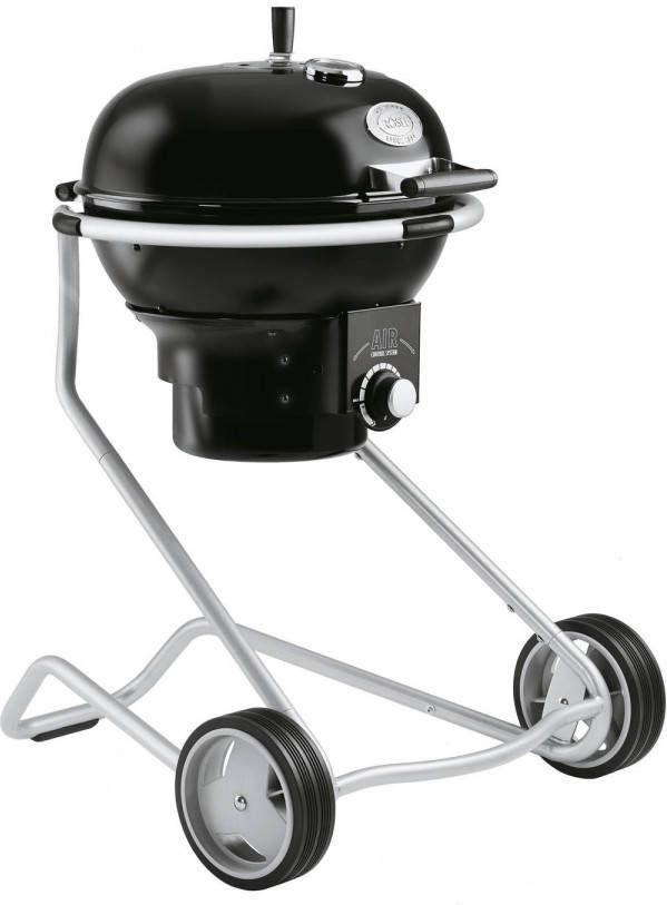 Rösle No. 1 Sport F50 houtskool barbecue met beschermhoes