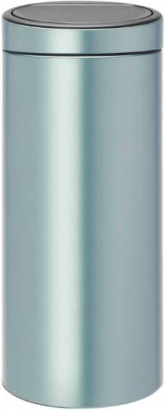 Brabantia Touch Bin Afvalverzamelaar 30 Liter.Brabantia Touch Bin New Afvalemmer 30 Liter