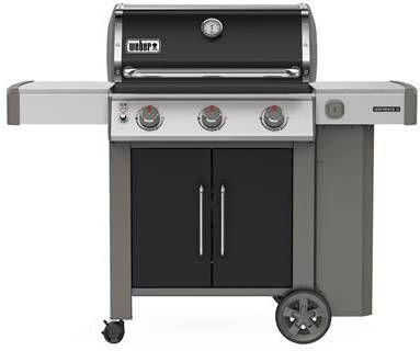 Weber Genesis® II E 310™ GBS™ gasbarbecue, smoke grey