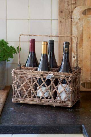 Magnifiek Riviera maison Flessenmand Bouteilles de Vie Bottle @GI75