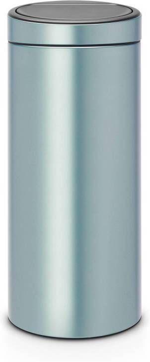 Brabantia 30 Liter Afvalemmer.Brabantia Touch Bin New Afvalemmer 30 Liter Receptenvandaag Nl Webshop